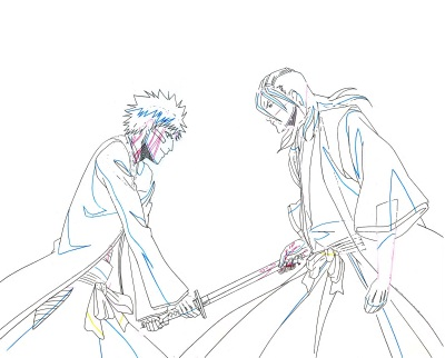 So that's the true power of your Bankai. - Ichigo - Episode 58