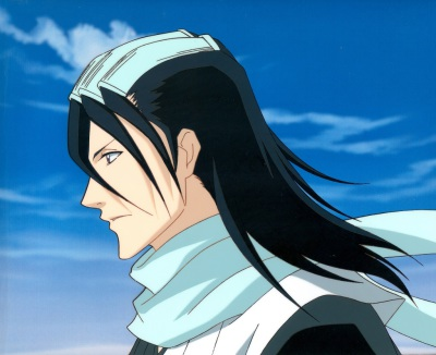 There is nothing for you to do here. - Byakuya Reproduction - Episode 286